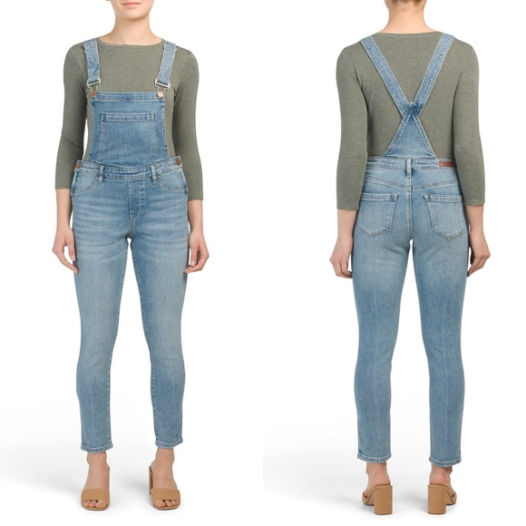 New Blank NYC denim overall it's vintage jumpsuit
